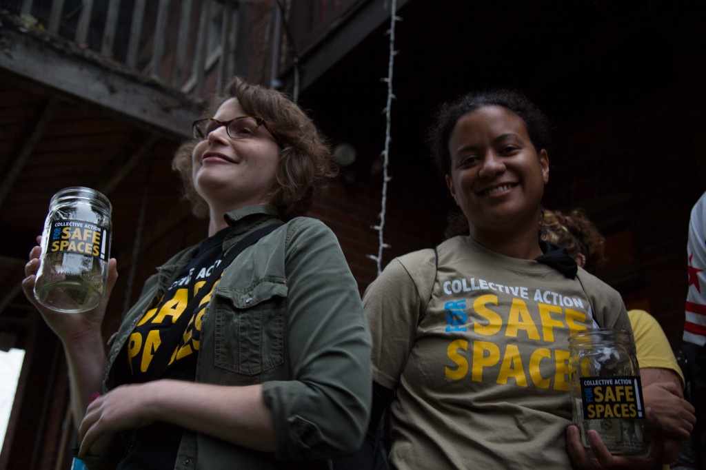 38 collective action for safe spaces dc 19th amendment alleycat