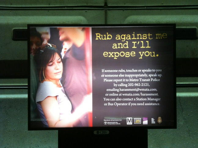 """I Was Sexually Assaulted at a Bus Stop by Union Station DC"""