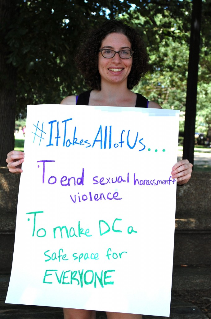 collective action for safe spaces street and sexual harassment in dc