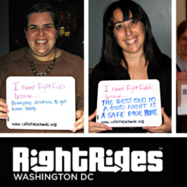 Thank You for Making RightRides DC a Success!
