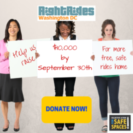 Help Us Take RightRides DC to the Next Level!