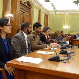 Recap from the DC City Council Roundtable on Street Harassment