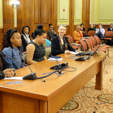 """""""That's not okay"""": Community Members Speak out Against Harassment at DC Council Roundtable Discussion"""