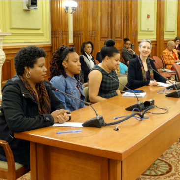 Remember DC's Historic Roundtable on Street Harassment? What's Next.